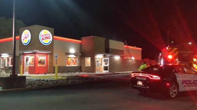 Burger King Fire 4