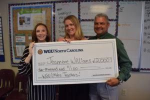 Columbus Charter School Teaching Assistant Awarded Scholarship