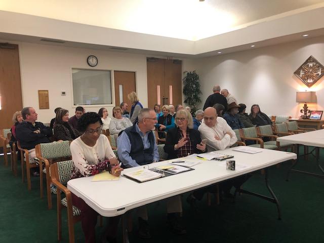 Elizabethtown Cemetery meeting 1