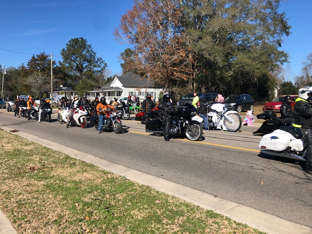 Martin Luther King Parade 1