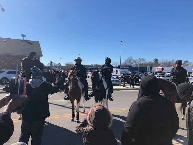 Martin Luther King Parade 3
