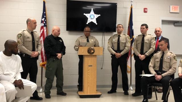 Sheriff Office Promotion Ceremony 3