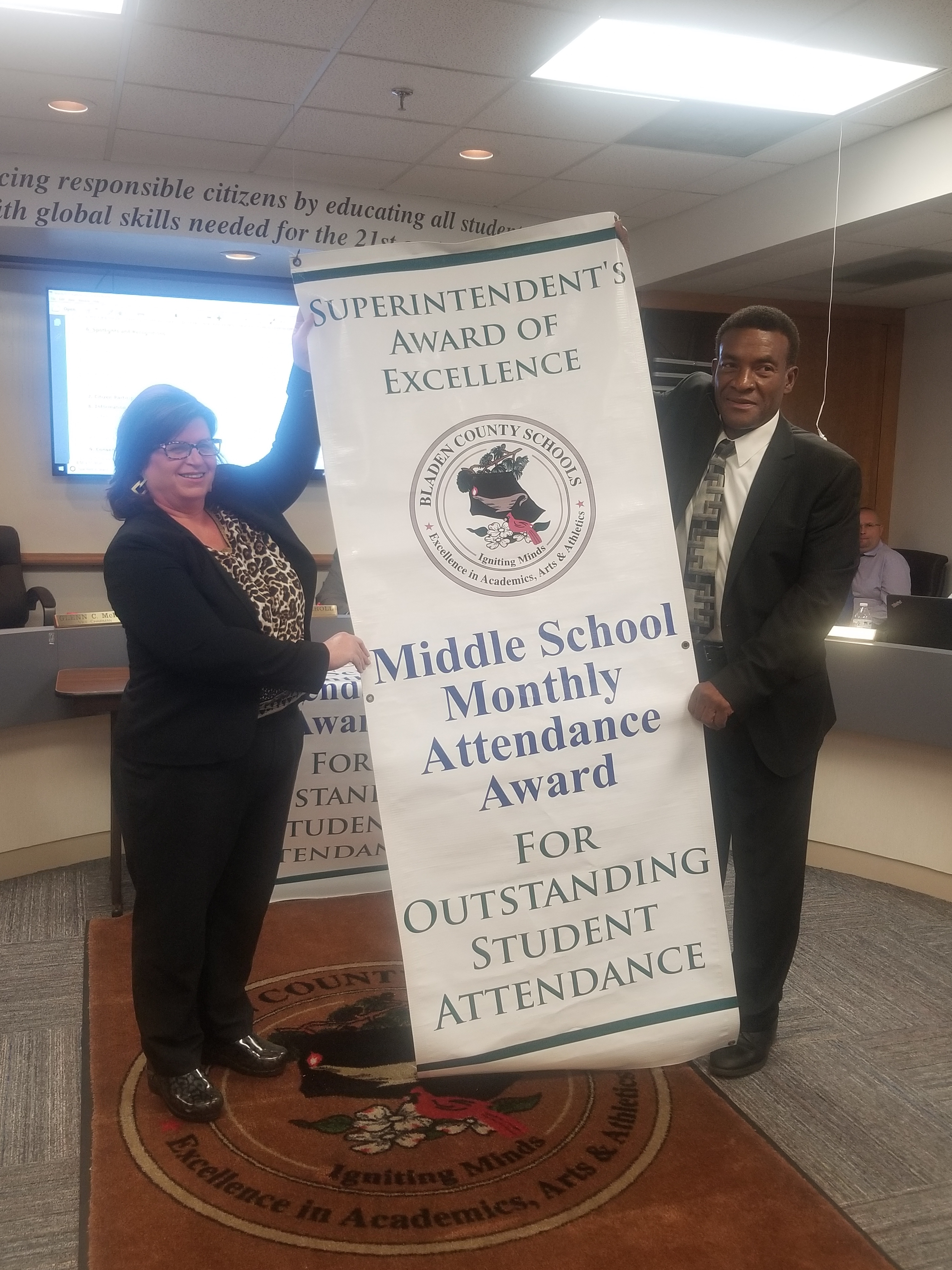 Board of Education March 2019 4