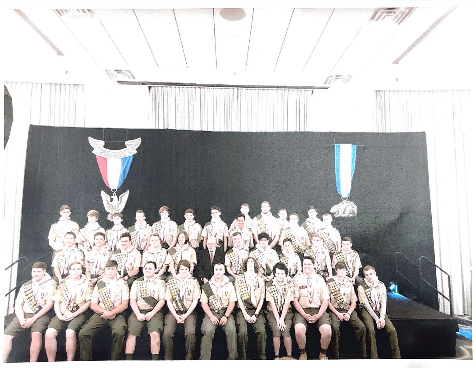 Boy Scouts Bullard 2