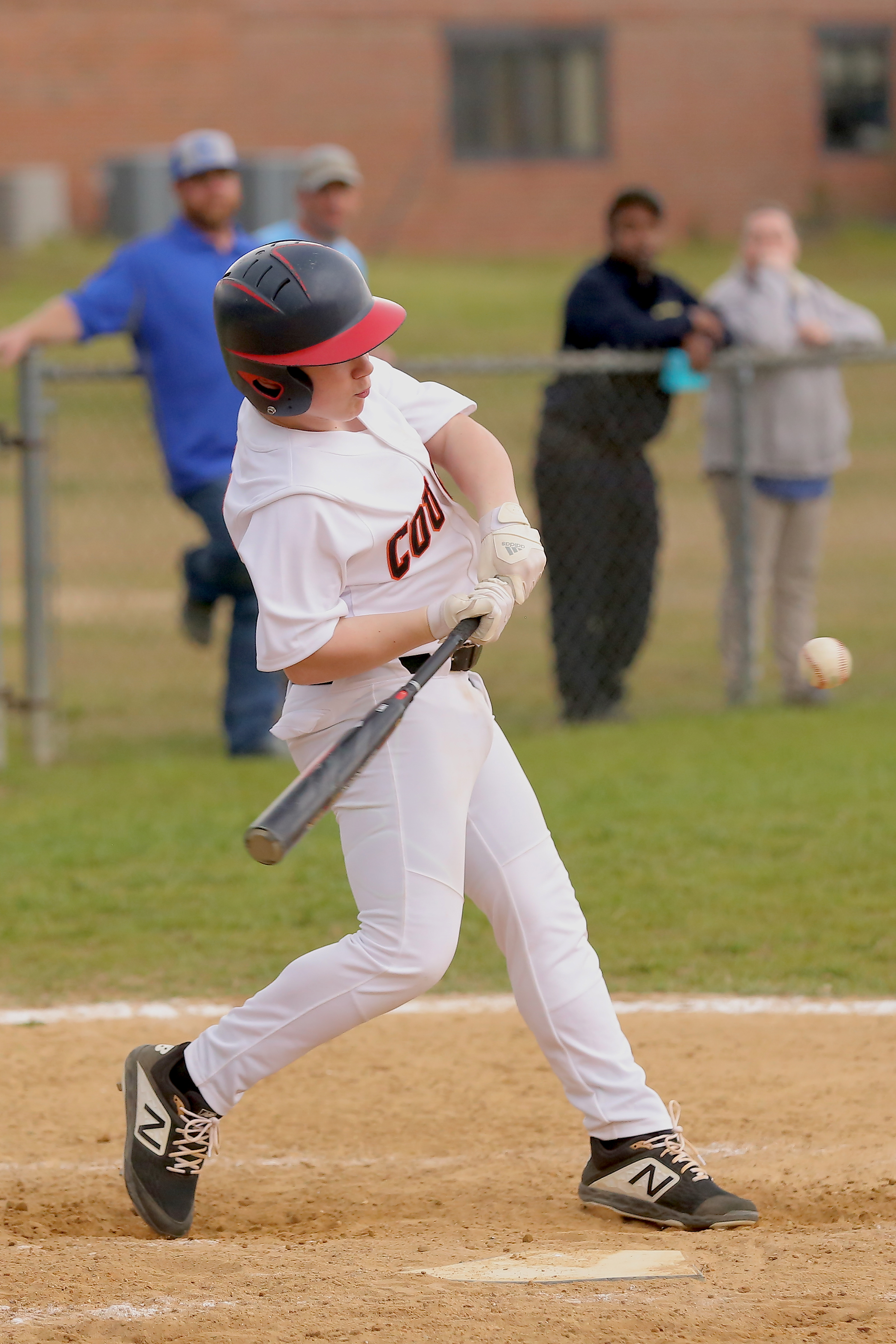 ETM vs CSD Baseball