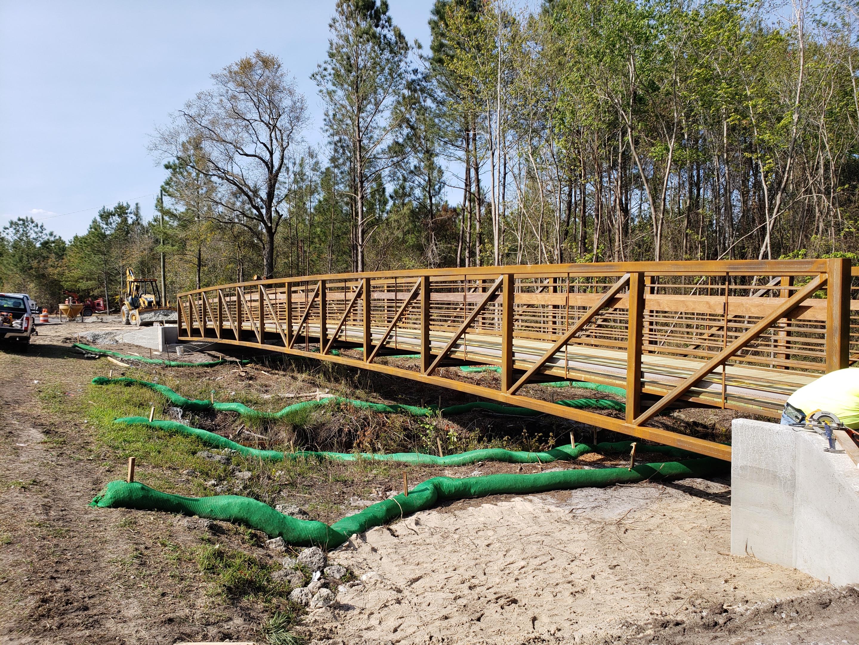 Bridge for White Lake Multi-use path (1)