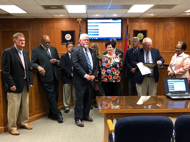 County Commissioners Child Abuse Prevention Proclamation