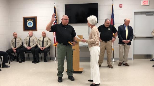 Sheriff Ceremony 1