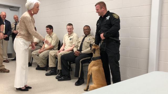 Sheriff Ceremony 3