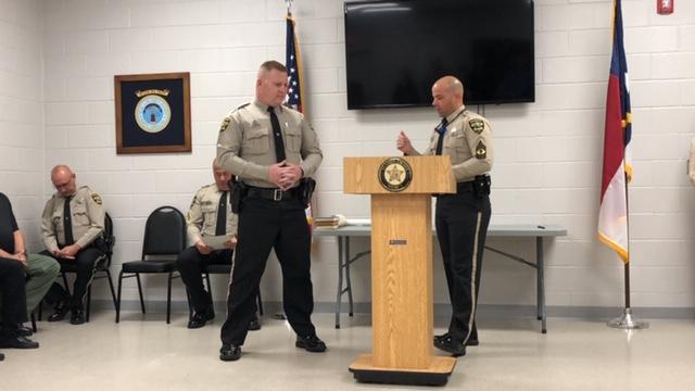 Sheriff Ceremony 5