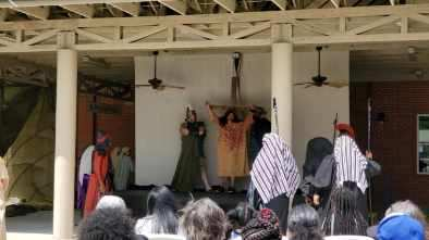 The Cross Easter Play 13