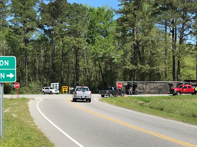 Wreck 131 and NC 41 D