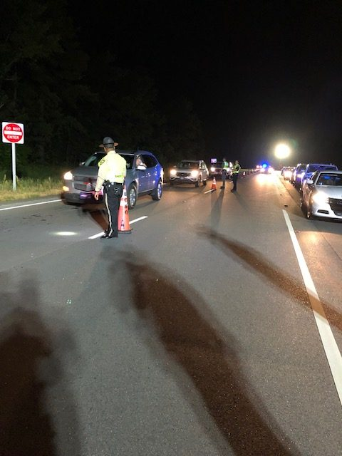 Bladen County Sheriff announces multi-agency traffic stop arrests