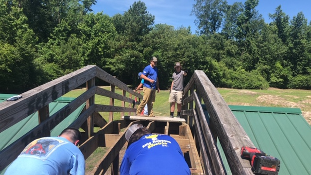 Ashton Robeson Eagle Scout Project
