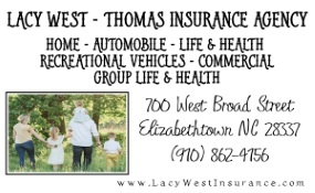 Lacy West family ad