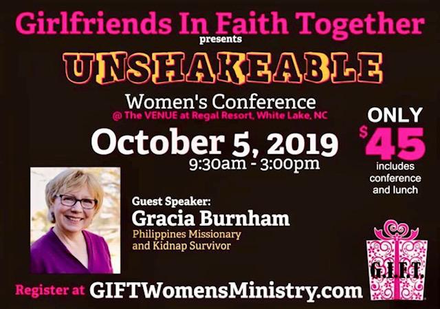 GIFT Girlfriends in faith