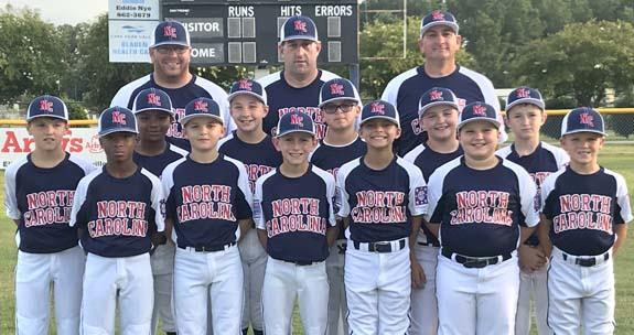 DYB AAA (Minors) World Series: Montgomery, Alabama 2, Elizabethtown