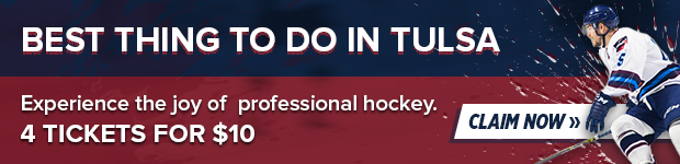 SEO Banners - Best thing to do in Tulsa - Tulsa Oilers