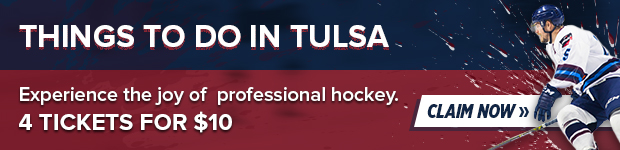 SEO Banners - Things to do in Tulsa - Tulsa Oilers