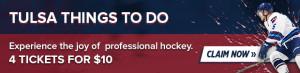 SEO Banners - Tulsa Things to Do - Tulsa Oilers