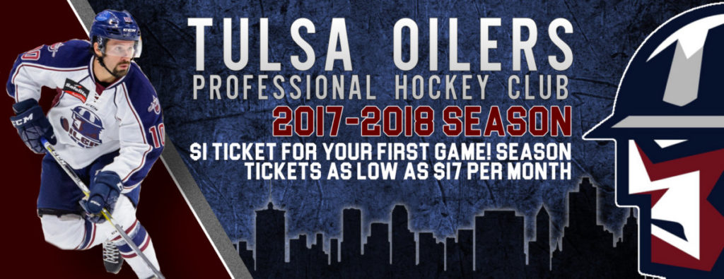 Redeem Tulsa Oilers