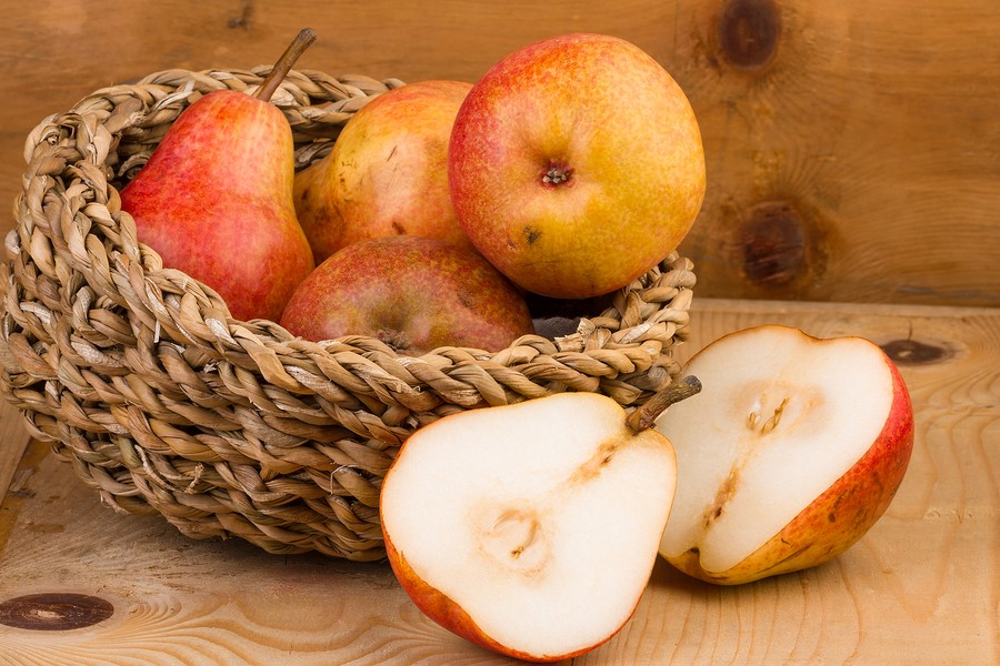 Pear Nutrition Facts & Easy Baked Pear Recipe