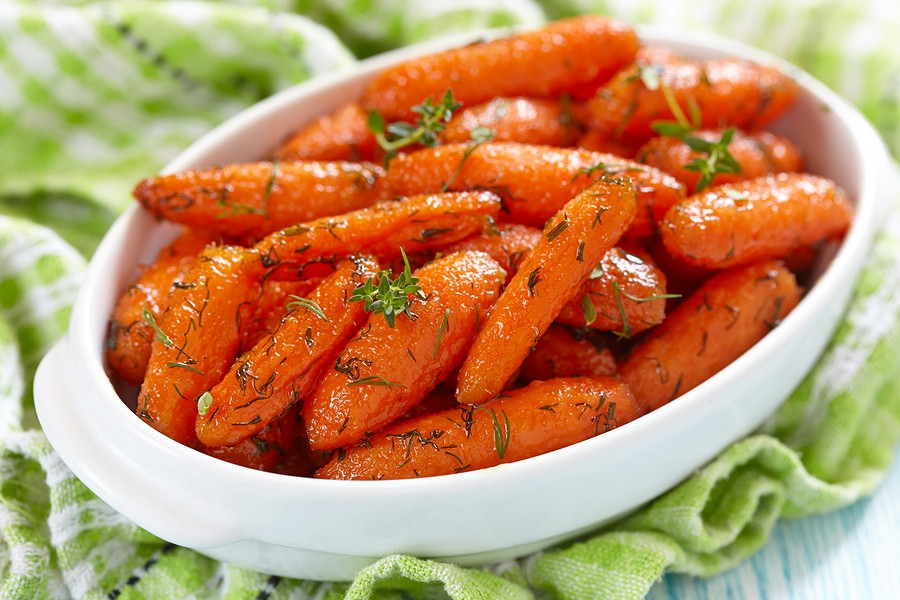 How are Baby Carrots Made? {Chad's buttery thyme fresh carrot recipe}