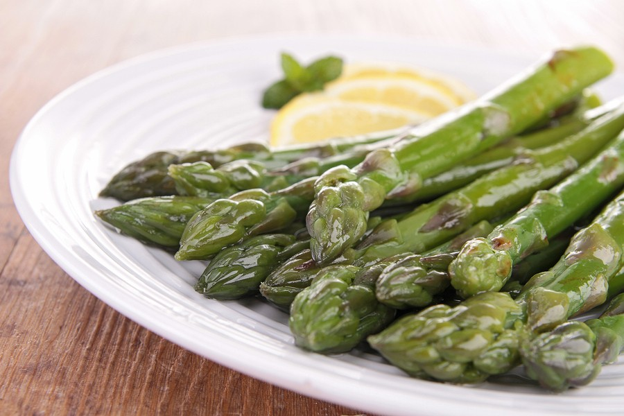 Spears at the Ready! How to Prepare Honey Roasted Asparagus & More