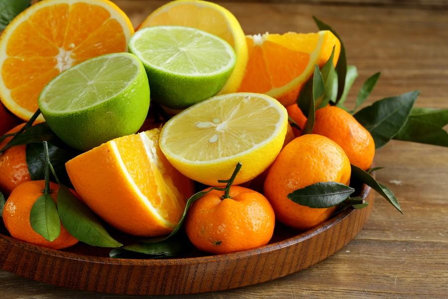 Nutritious Citrus! Citrus and Mint Salad Recipe {Healthy Fruit Salad Recipe}