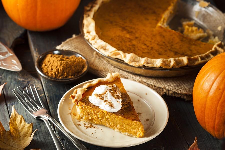 How to Make a Fresh Pumpkin Pie Recipe (cooking video)