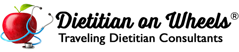 Dietitian on Wheels - Traveling Dietitian Consultants