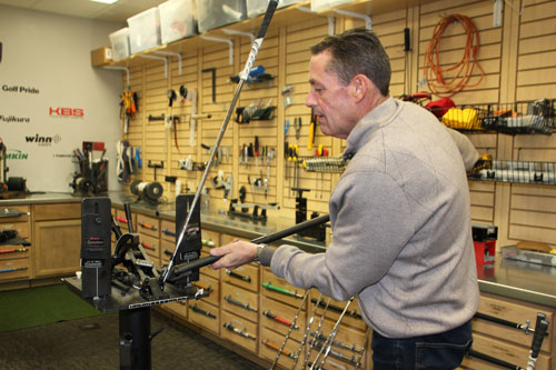 Ken Schall Golf Performance Studio Repair & Adjustment