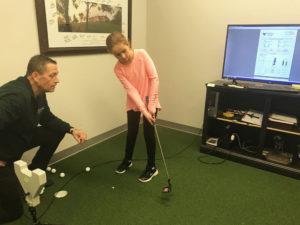 SAM Putt Lab - Ken Schall Golf Performance Studio