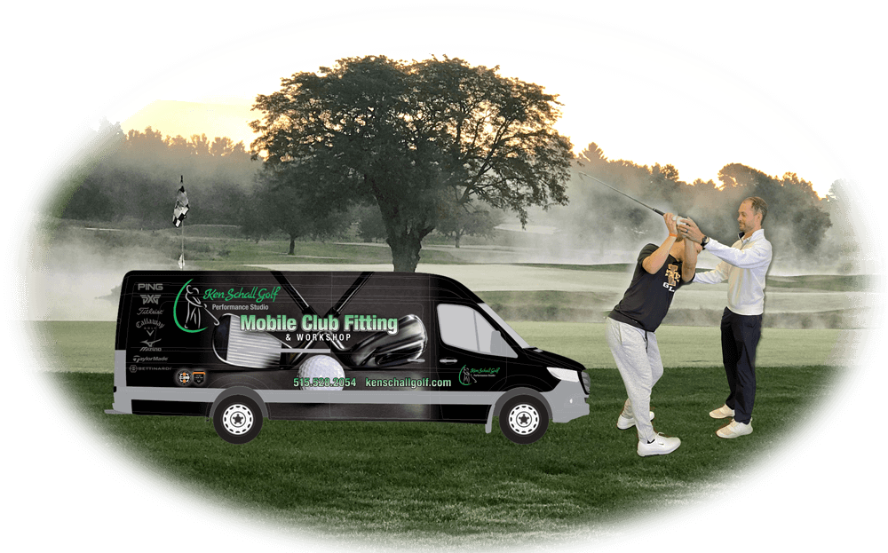Ken Schall Golf Mobile Club Fitting & Instruction