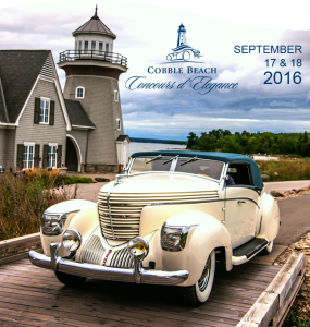 Cobble Beach Concours @ Cobble Beach Golf Course