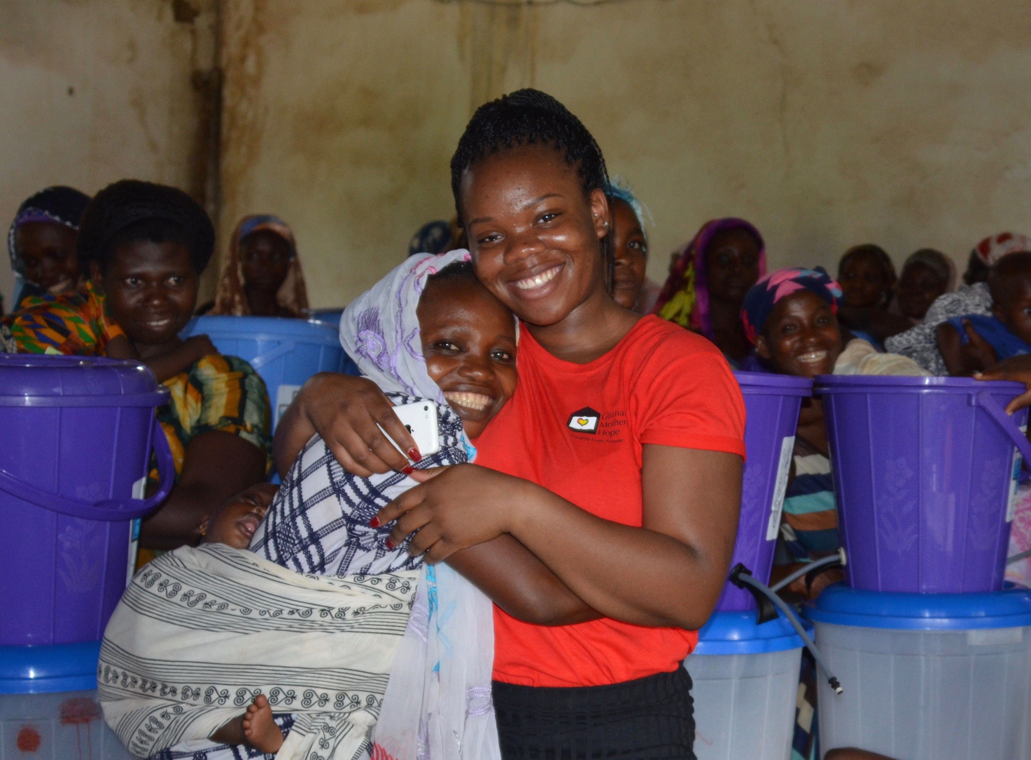 Support Ghanaian Mothers Hope: Skills Needed—LOVE