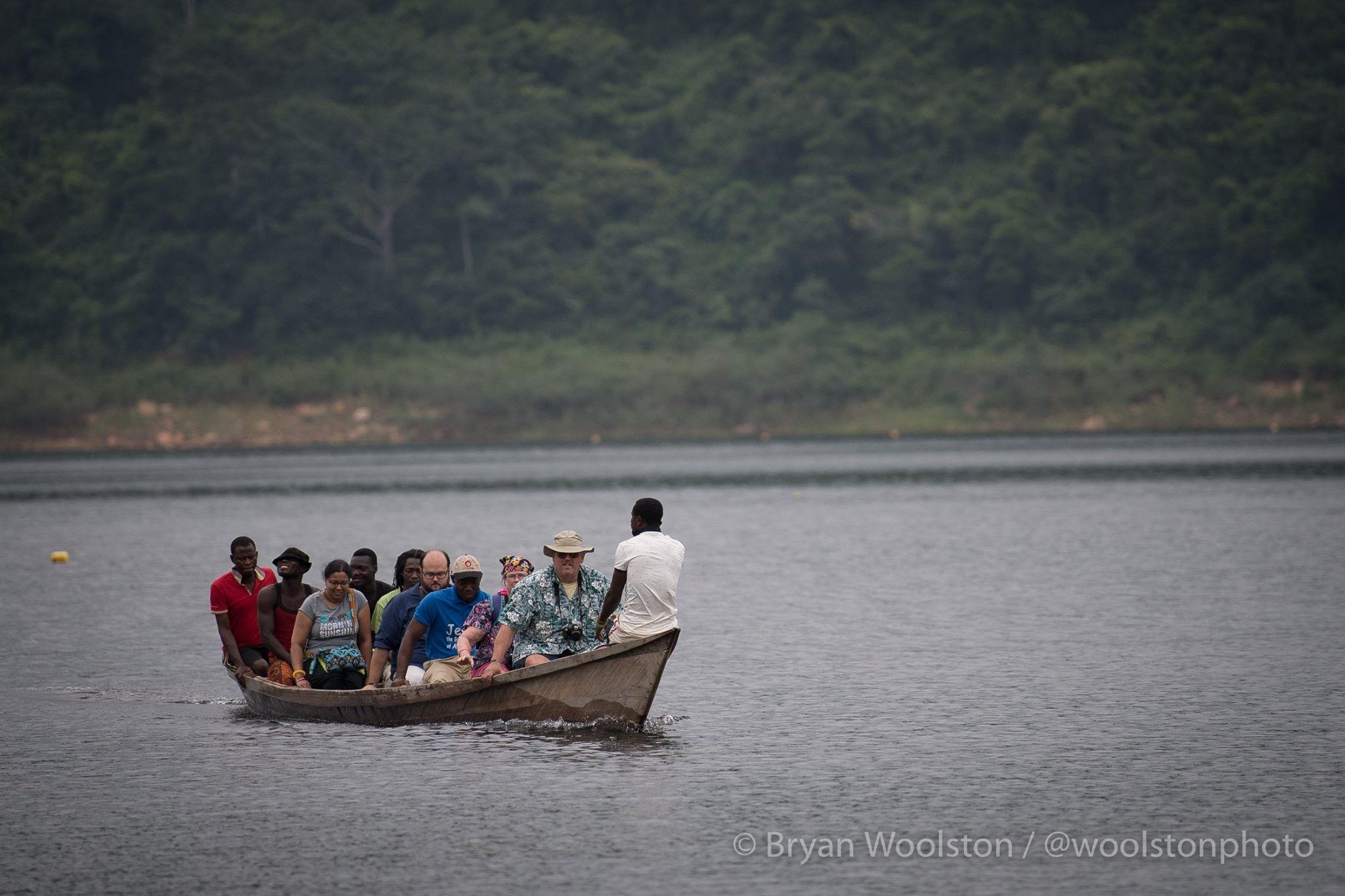 Welcome home to Ghana! by Zach Neumann