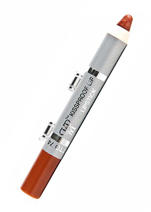 VIP Cosmetics - Lipstick Pencil Kiss Proof Amaretto L74