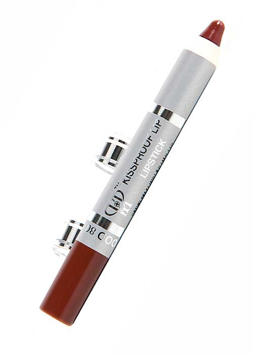 VIP Cosmetics - Lipstick Pencil Kiss Proof Teakwood L80