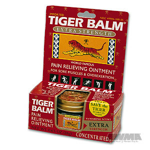 Extra Strength Tiger Balm, $19.95