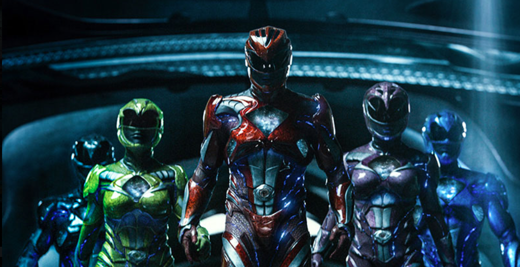 Source: The Official Power Rangers site