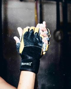 exercise gloves