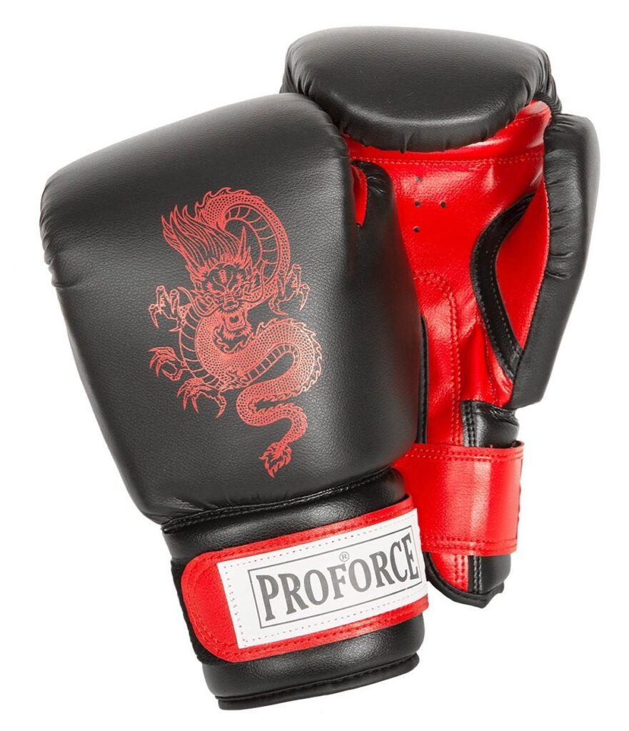 boxing glove care