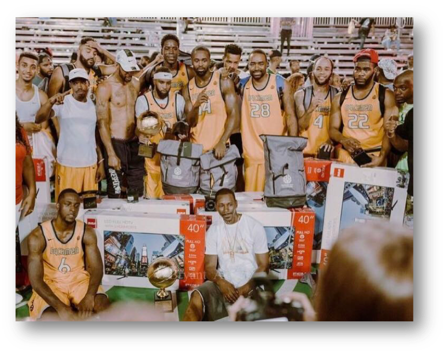 Dyckman Basketball Summer Pro/College Division