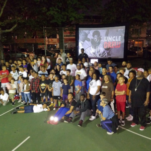 "1st Community Movie night in Dyckman Park ""Uncle Drew"""