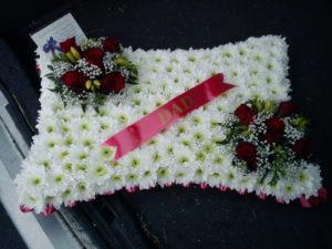 Pillow Floral Tributes
