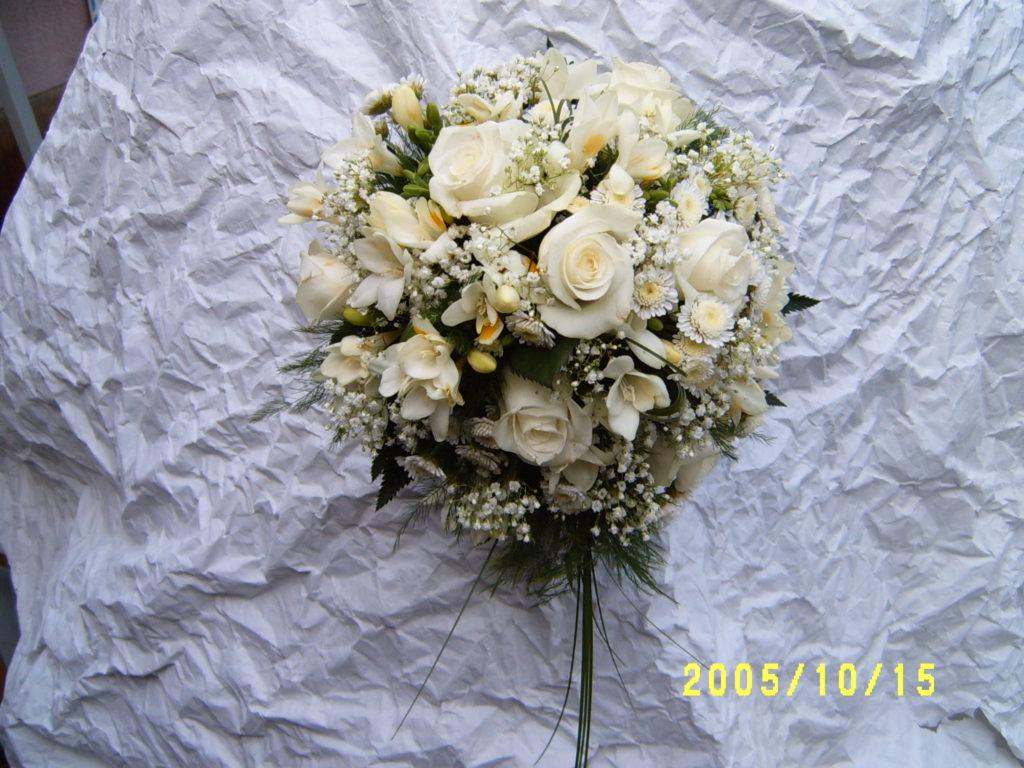 Bridesmaid Posies