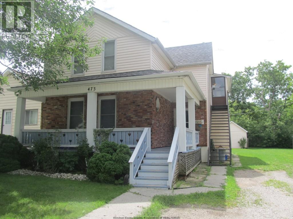IMMACULATE UPPER 1 BEDROOM UNIT IN WEST WINDSOR