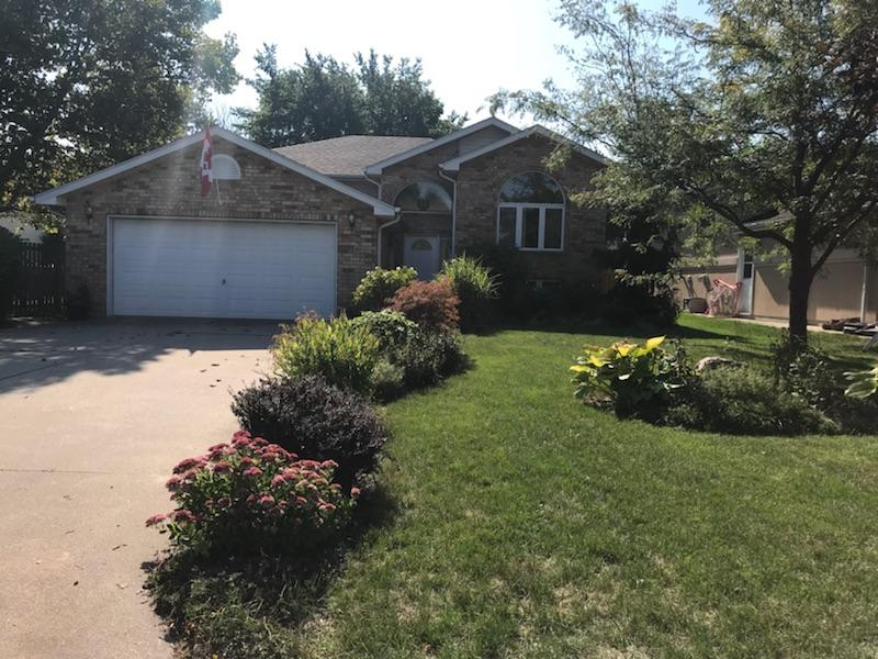 RAVISHING RAISED RANCH WITH 3 BEDROOMS & 2 BATHS IN THE COUNTY