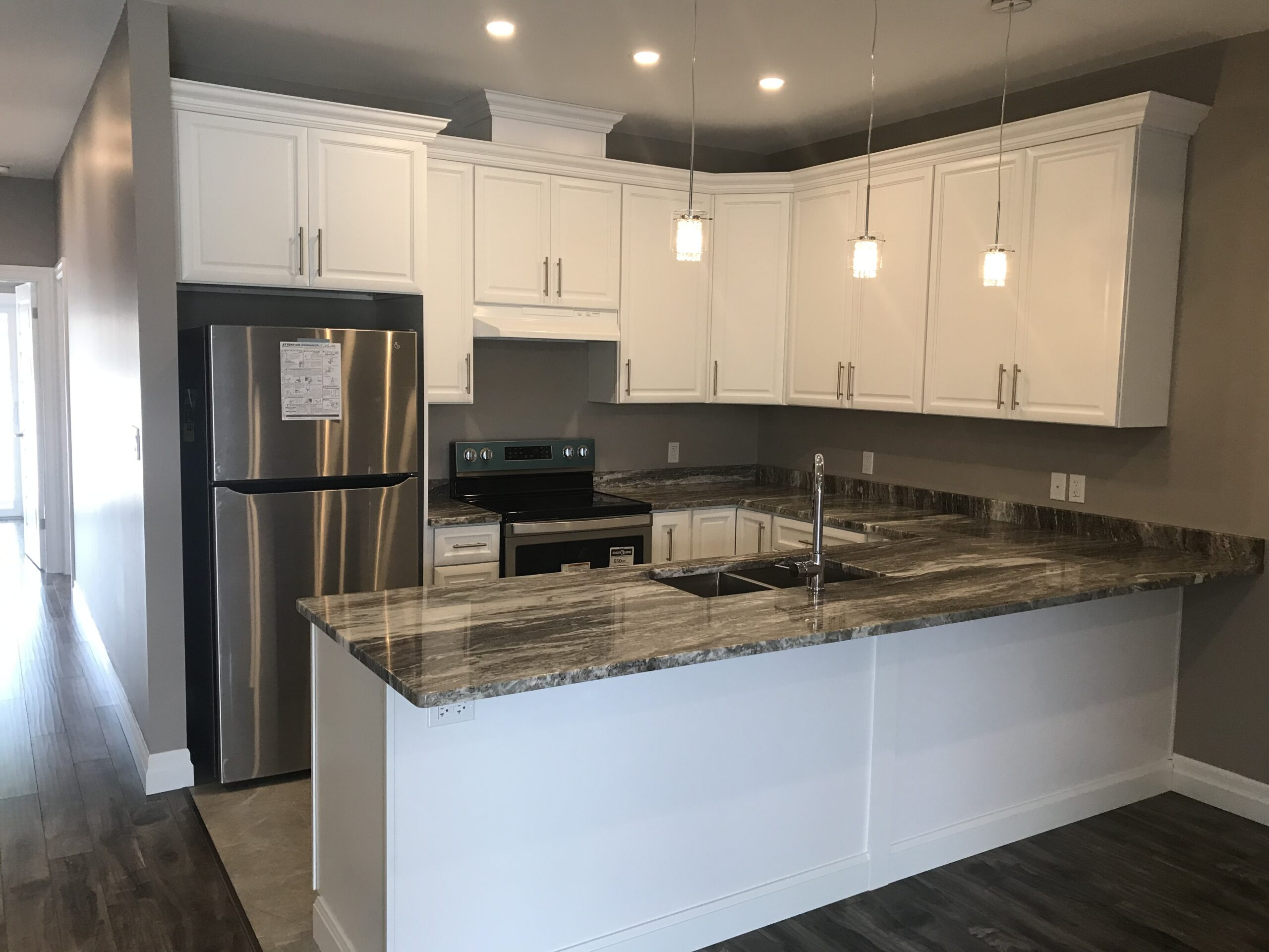 GORGEOUS BRAND NEW TOWNHOME IN EAST WINDSOR